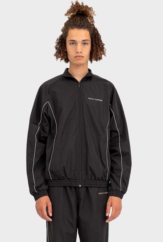 Etrack Top Jacket  Black