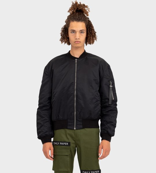 Ebomb Black Jacket