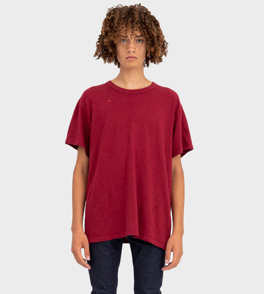 Shotgun T-Shirt Red