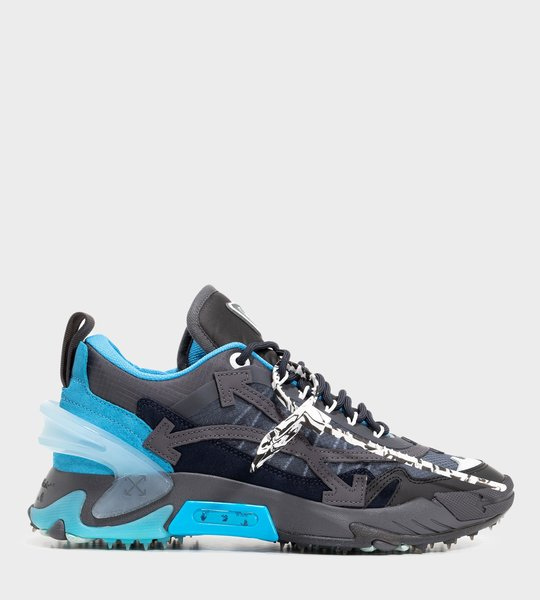 Odsy-2000 Sneakers Blue Black