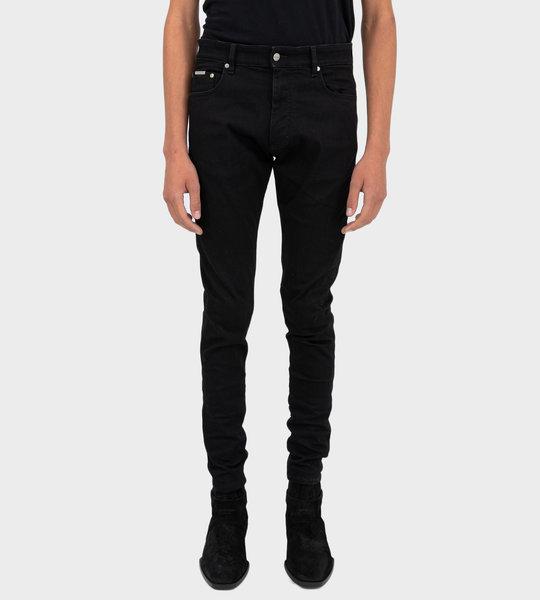 Essential Denim Black