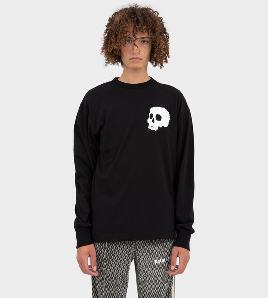 Black Skulls LS T-Shirt