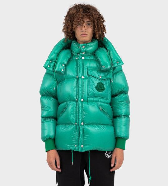 Lamentin Down Jacket Green