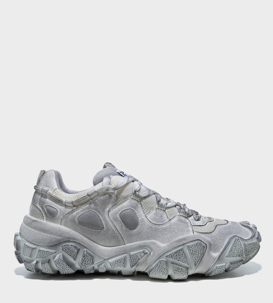 Bolzter W Tumbled Sneakers White