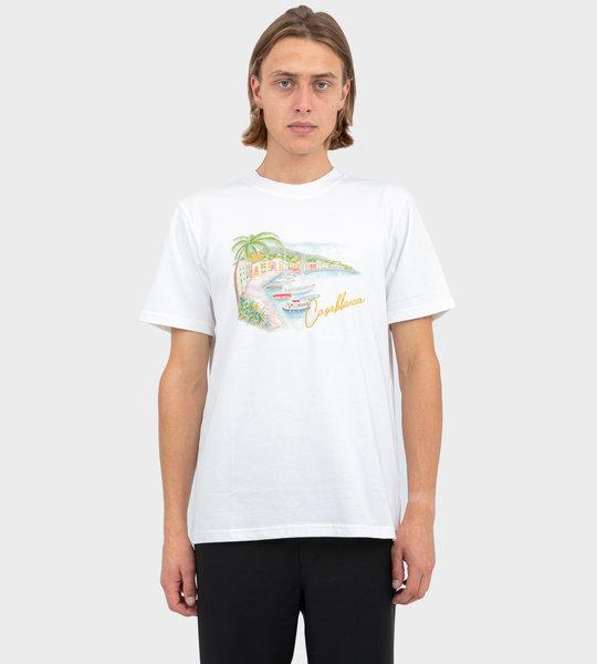Lago Di Casa T-shirt White
