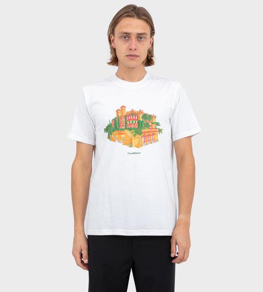 Casa Maison T-shirt White