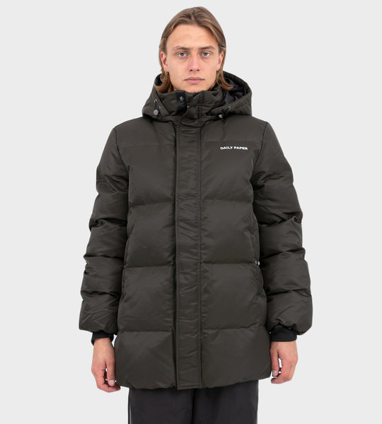 Epuffa Mid Jacket Forest Green