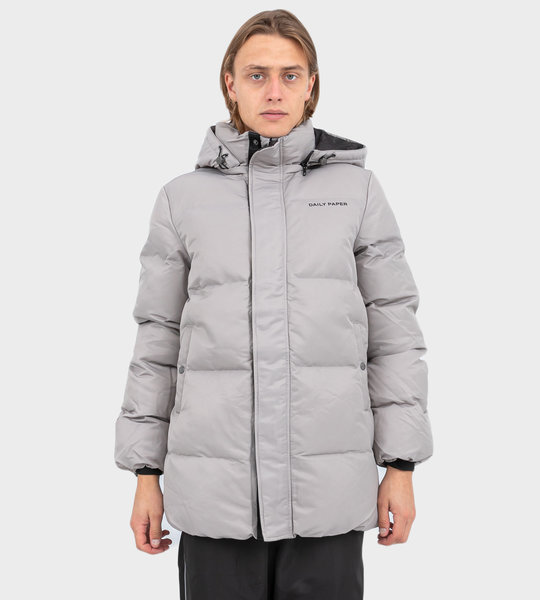 Epuffa Mid Jacket Grey Violet
