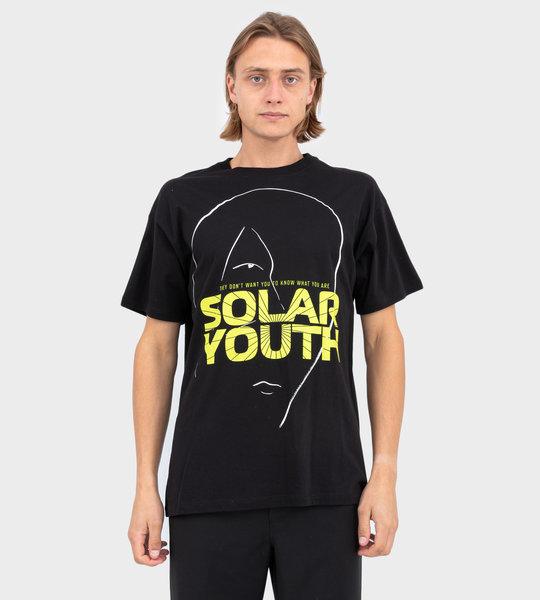 Big Fit Solar Youth Tee Black