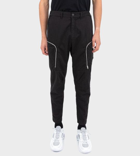 30508 Cargo Pants Black