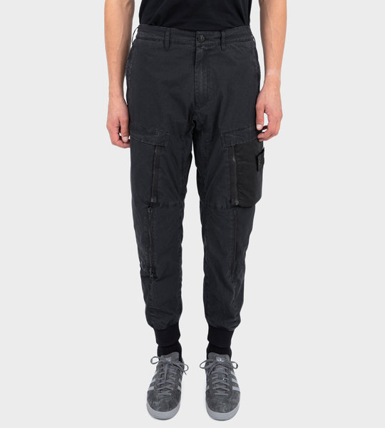 301B1 Convert Cargo Pants Black