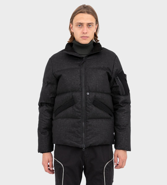 407B3 Down Jacket Black