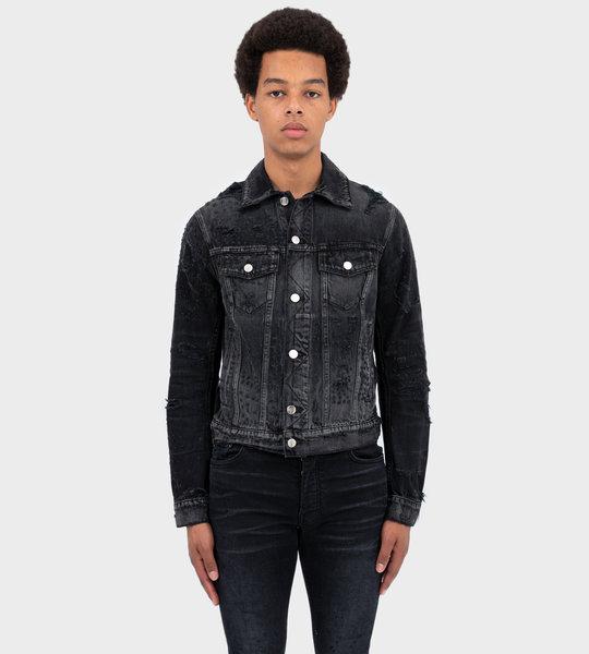 Shotgun Jacket Black
