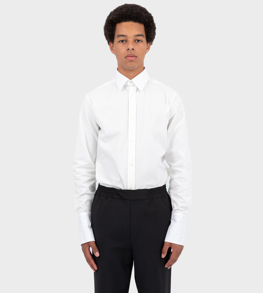 Dress Shirt White