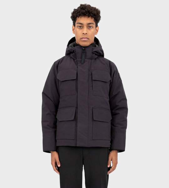 Maitland Parka Black Label Navy