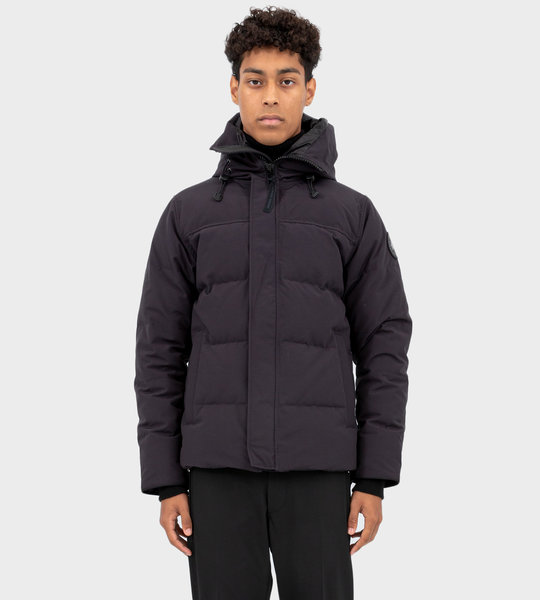 MacMillian Parka Black Label Navy