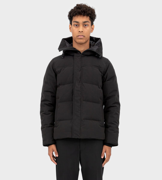 MacMillian Parka Black Label Black