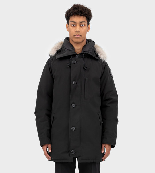 Chateau Parka Black Label Black