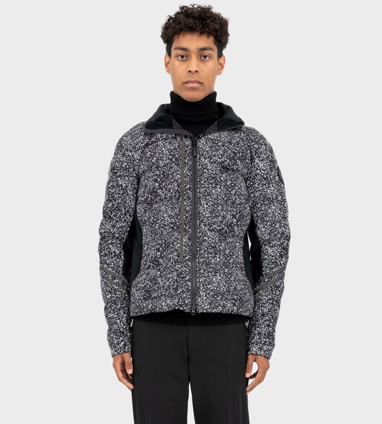 Hybride CW Reflective Down Jacket Black Label