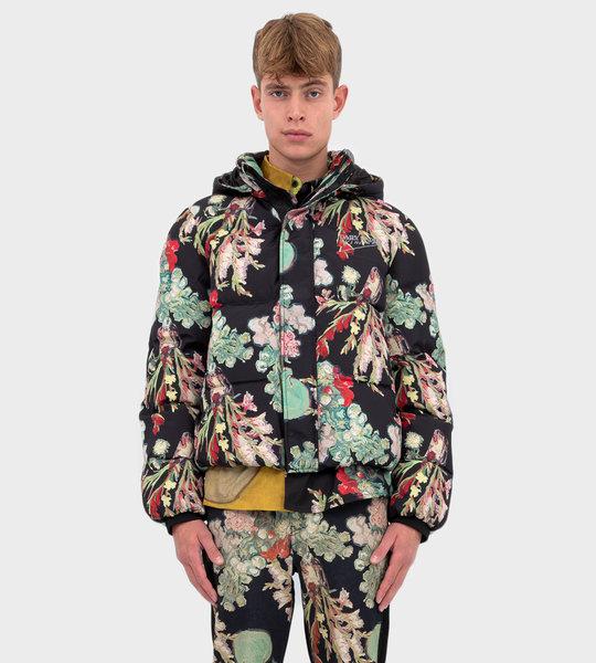 Daily Paper x Van Gogh Museum Floral Van Juff Puffer Jacket