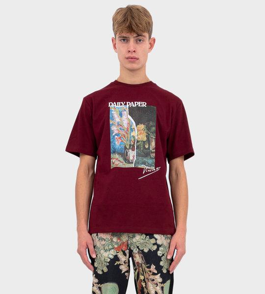 Daily Paper x Van Gogh Museum Tawny Port Van Jortaw T-Shirt