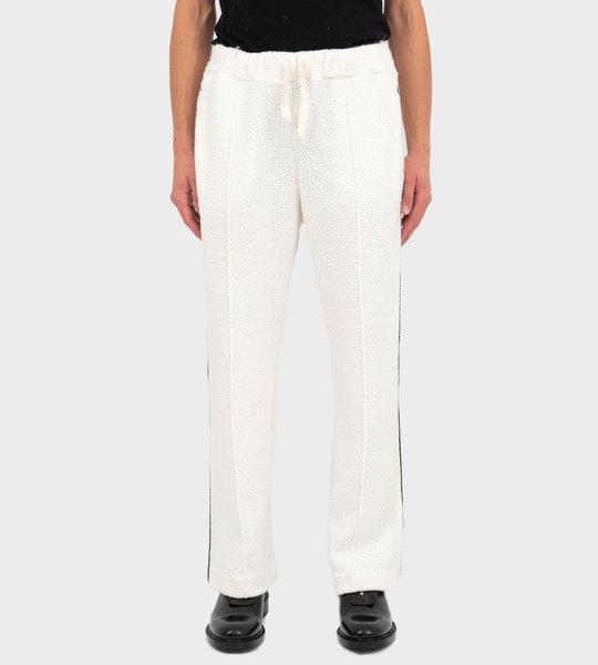 Terry Trousers Ecru