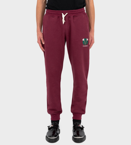 Sweatpants Red