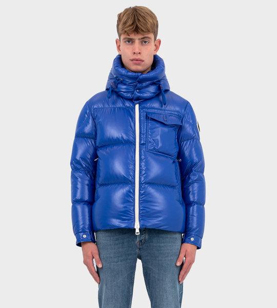 Vignemale Down Jacket Blue