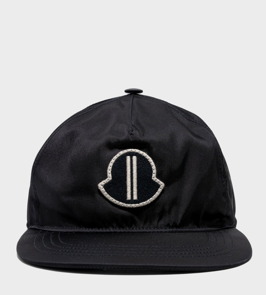 Rick Owens x Moncler Baseball Cap