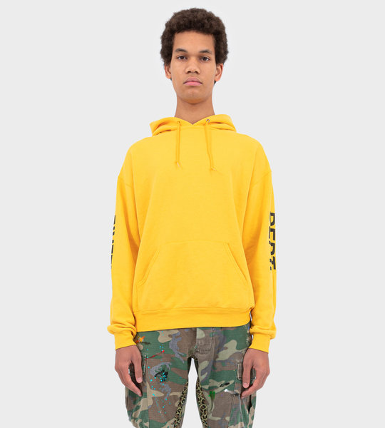 French Hoodie Gold