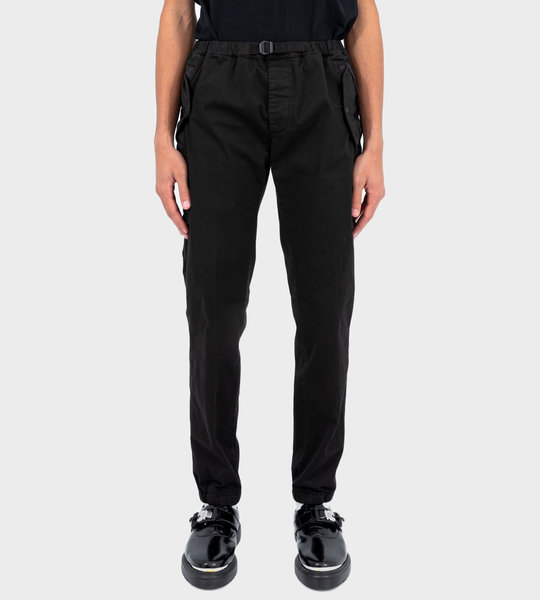 Technical Trousers Black