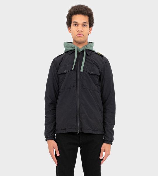 11303 Naslan Light Shirt Black