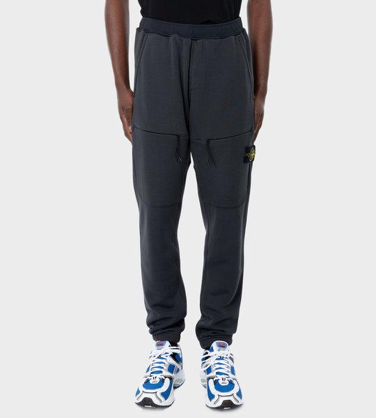 63847 Fleece Cargo Pants Grey