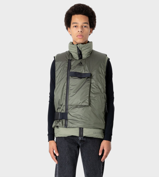 COLD.RDY Down Vest Legacy Green