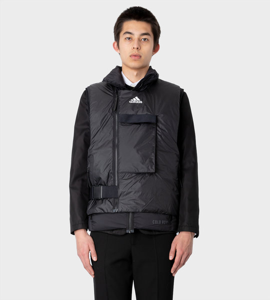 COLD.RDY Down Vest Legacy Black