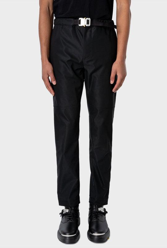 6 Moncler Genius 1017 X ALYX 9SM Long Trousers Black