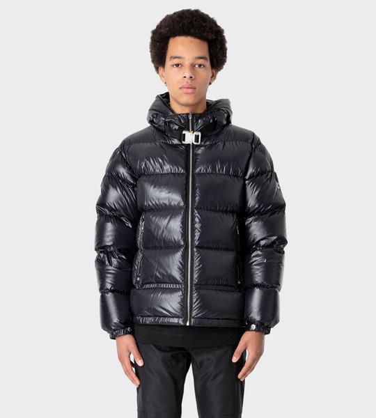 6 Moncler Genius 1017 X ALYX 9SM Almond Giubbotto Jacket Black