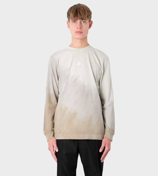 6 Moncler Genius 1017 X ALYX 9SM LS Shaded Maglia T-shirt