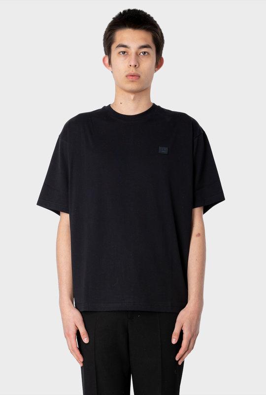 Crew Neck T-shirt Black