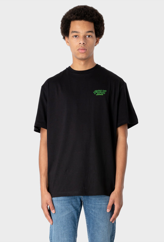 Kris Kross Amsterdam T-shirt Black