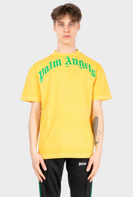 Yellow Logo T-shirt