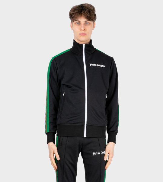 College Track Jacket Black