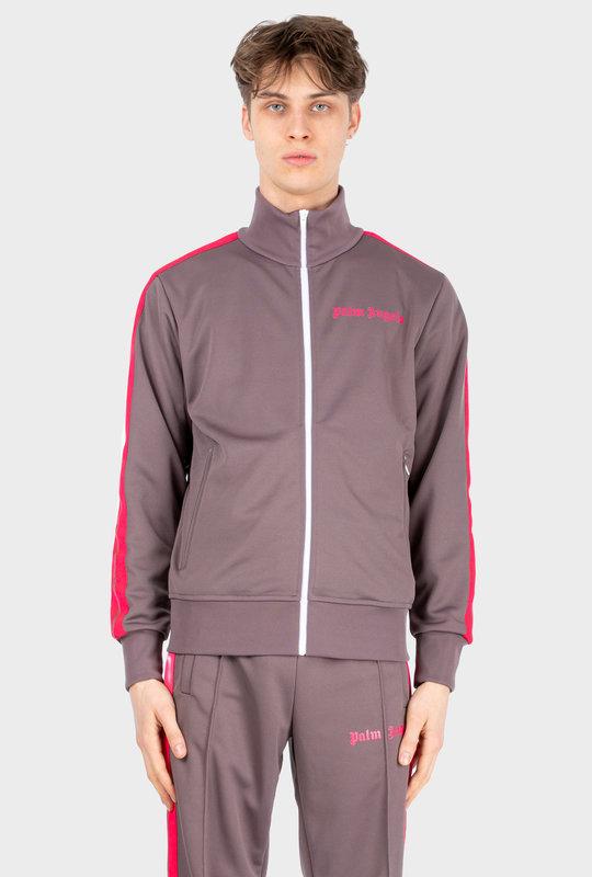 College Track Jacket Grey