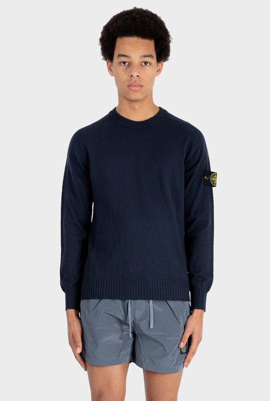 Knit Jumper Navy