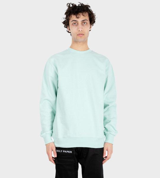 Pastel Derib Sweater Turquoise