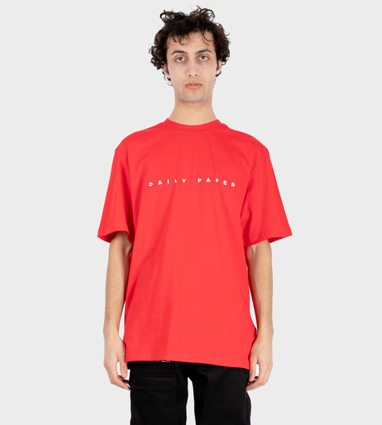 Elias T-Shirt Red