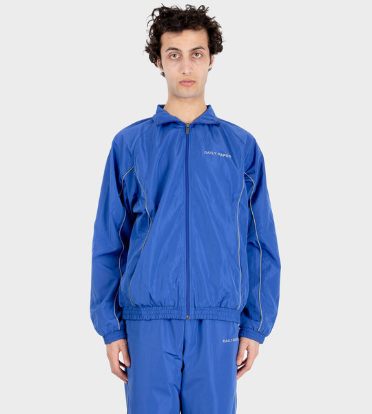Etrack Top Jacket Mazarine Blue