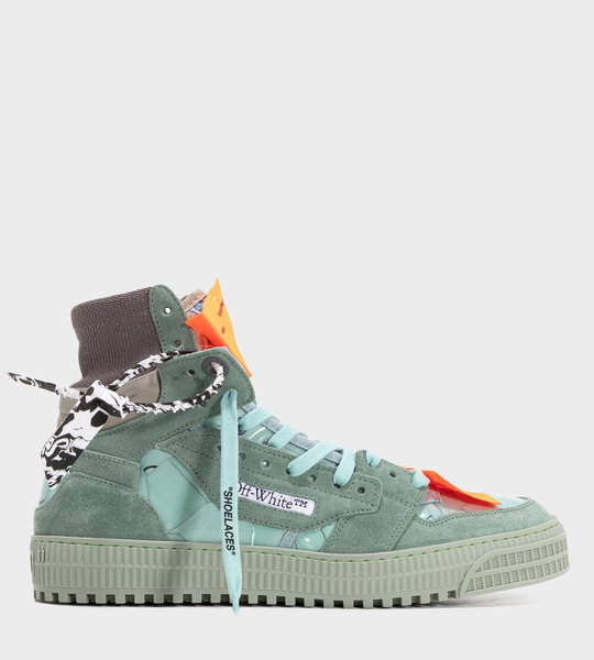 Off-court Mid-top Sneakers Multi
