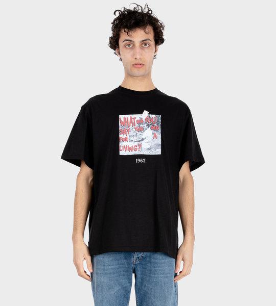 Living T-Shirt Black
