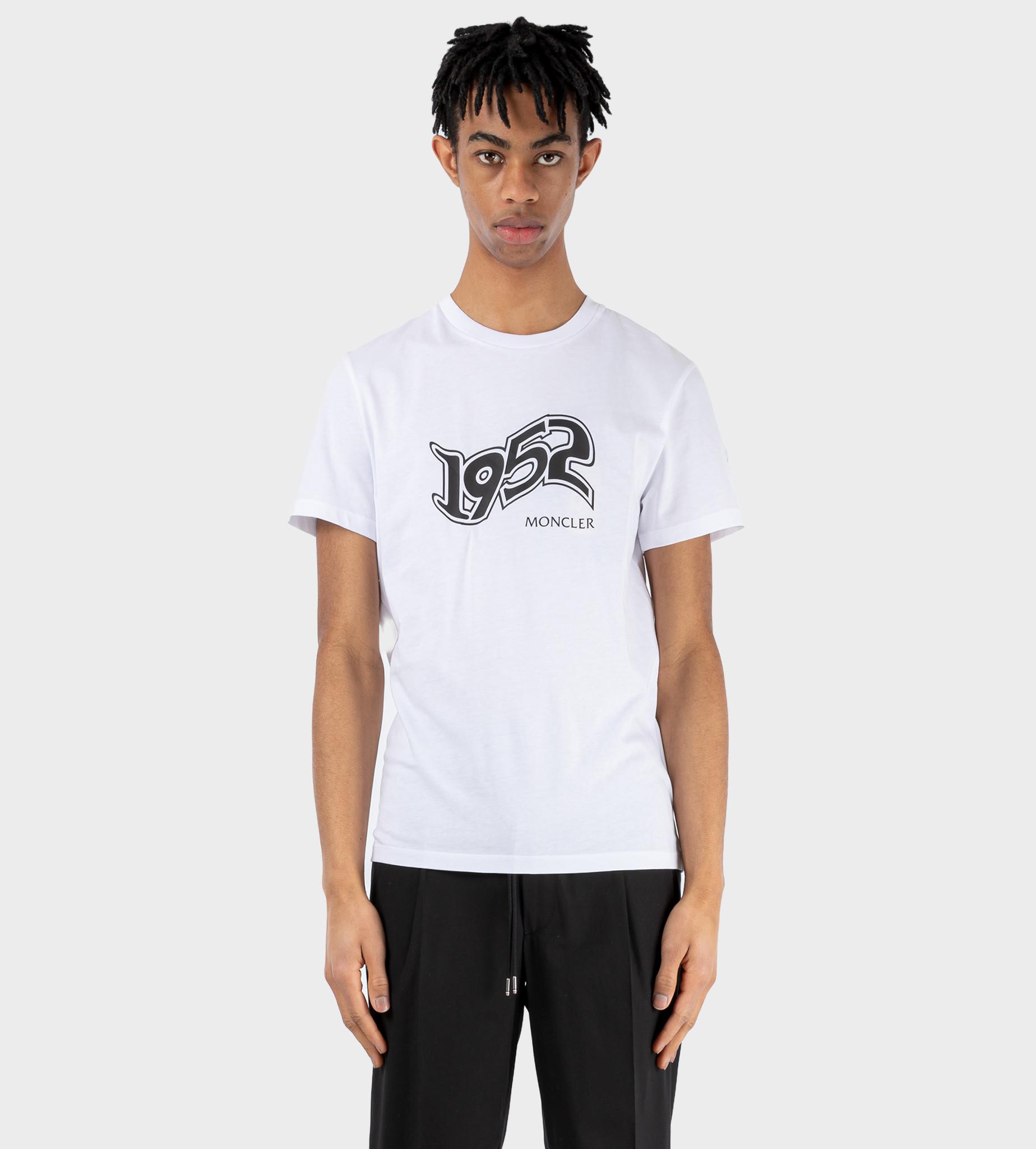 MONCLER GENIUS 2 Moncler Genius 1952 Print T-shirt White